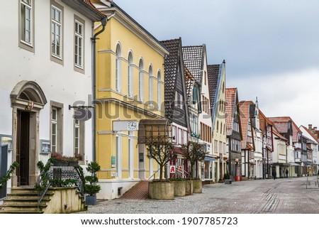 aislamiento · detalle · fachada · textura · edificio - foto stock © borisb17