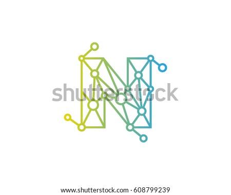 bağlantı · bağlantı · logo · tasarımı · vektör · grafik · tasarım - stok fotoğraf © kyryloff