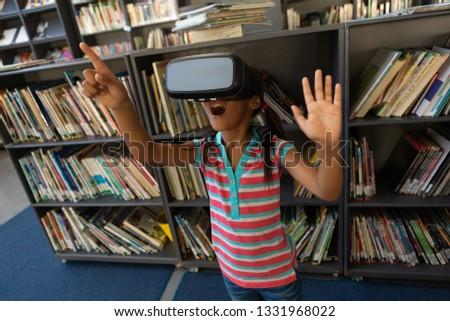 Ver aluna virtual realidade Foto stock © wavebreak_media
