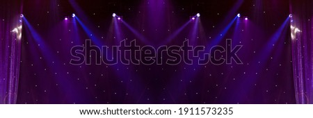 resumen · orador · silueta · cartas · cabeza · boca - foto stock © lirch