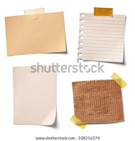 Edad antiguos papel libro nota retro Foto stock © jeremywhat