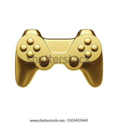 Altın nesne oyun dizayn örnek doku Stok fotoğraf © bluering