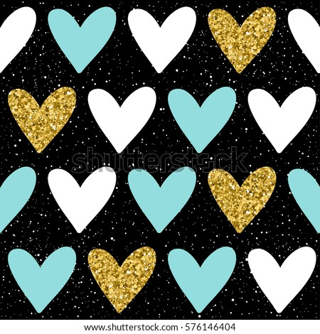 Christmas, New Years and Valentines Day blue abstract background Stock photo © Anneleven