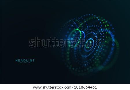Globális kommunikáció illusztráció internet világ háttér hálózat Stock fotó © pashabo