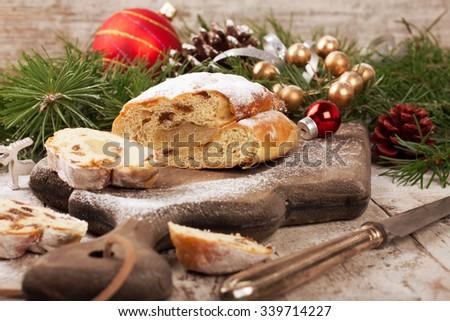 мини Рождества торты марципан пластина Sweet Сток-фото © Digifoodstock