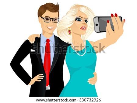 mujer · de · negocios · grande · adulto · mujer · de · negocios · foto - foto stock © photography33