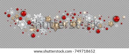 christmas decoration stock photo © andreasberheide