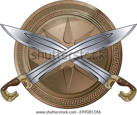 Ancient Greek Weapon Stock photo © cosma