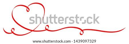 Hart grunge valentijnsdag Stockfoto © WaD