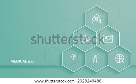 ligne · 3D · rendu · illustration · pulsation - photo stock © genestro