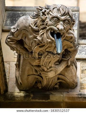 Gloucester sculpture Stock photo © luissantos84