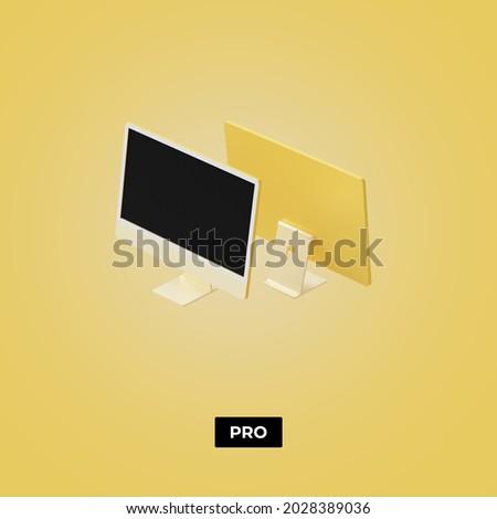 infografía · diseno · Polaroid · marcos · luz · tecnología - foto stock © saicle