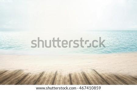 夏 夢 ビーチ 砂 夏休み 時間 ストックフォト © Wetzkaz
