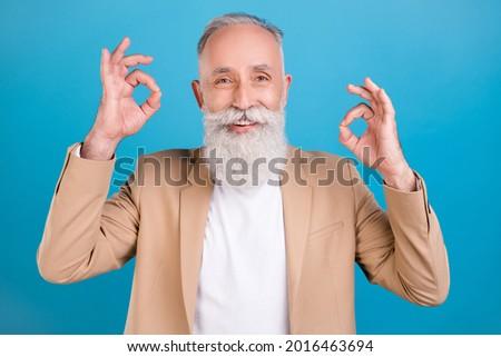 бородатый мужчины модный одежду вызывать Сток-фото © vkstudio