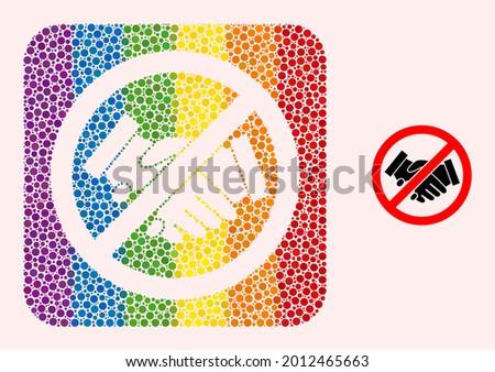 Transgender Symbol related vector glyph icon. Stock photo © smoki