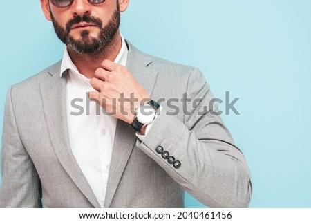 sexy dude stock photo © curaphotography