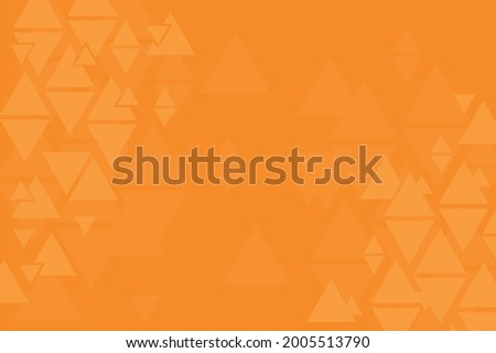 Orange background made of symmetrical pattern Stock photo © adrian_n