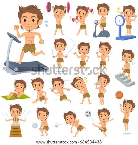 hombre · ejecutando · escaleras · deportes · formación · corredor - foto stock © toyotoyo