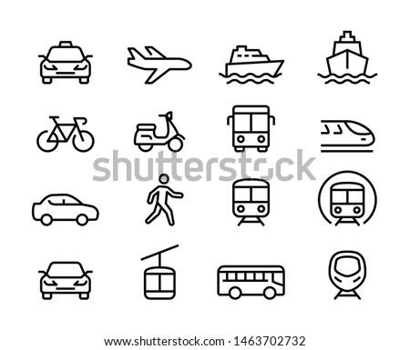 Transporte público teia usuário interface Foto stock © ayaxmr
