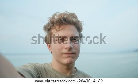 Сток-фото: мужчины · подростку · пляж · школы