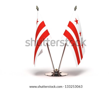 миниатюрный флаг район изолированный заседание Сток-фото © bosphorus