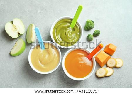 baby food Stock photo © M-studio