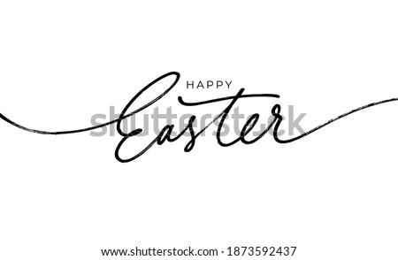 Feliz pascua alimentos fondo color huevo de Pascua celebración Foto stock © Wetzkaz