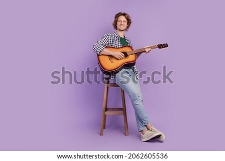 ファッション ロックスター 座って スツール サングラス ストックフォト © feedough