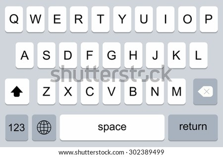 Keyboard phone key Stock photo © Oakozhan
