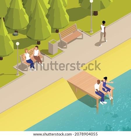 gelukkig · haven · foto · vrouw · zomer - stockfoto © get4net