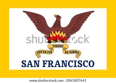 Gwiazdki domu ściany San Francisco budynku Zdjęcia stock © meinzahn