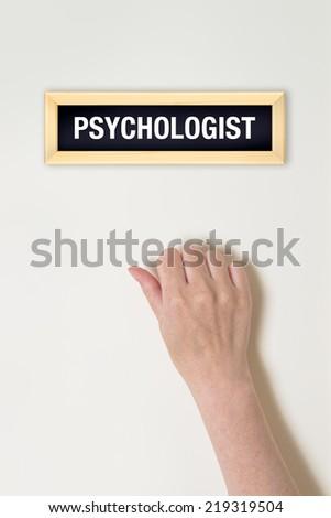 女性 · 手 · 微生物学 · ドア · オフィス - ストックフォト © stevanovicigor