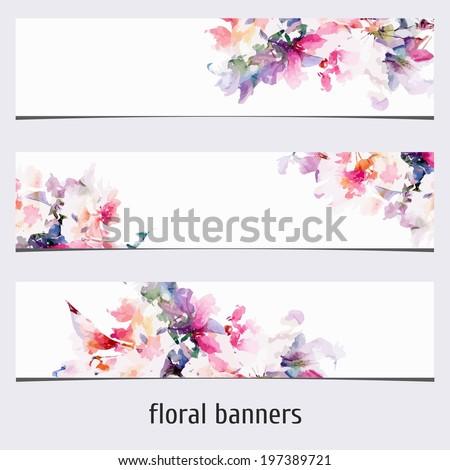 urban floral frame stock photo © oblachko