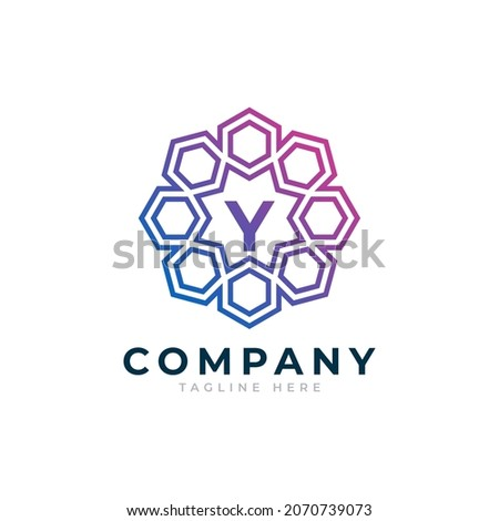 yenilik · mektup · logo · spor · tıp · kırmızı - stok fotoğraf © user_11138126