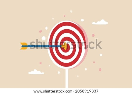 suction darts vector Stock photo © hayaship