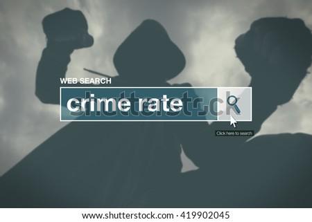 Bűnözés gyakoriság háló keresés bár erőszak Stock fotó © stevanovicigor