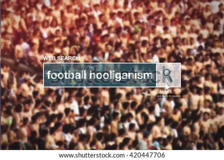 ウェブ 検索 バー サッカー 定義 インターネット ストックフォト © stevanovicigor