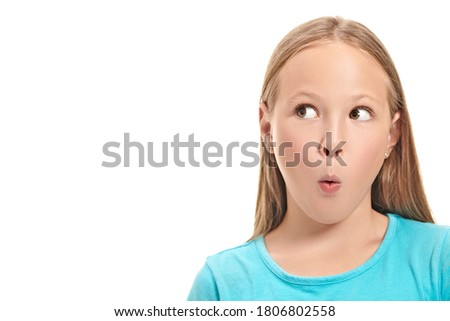 Osiem rok starych uczennica blisko dziewczyna Zdjęcia stock © Lopolo