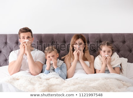 Seasonal Flu Stock photo © Lightsource