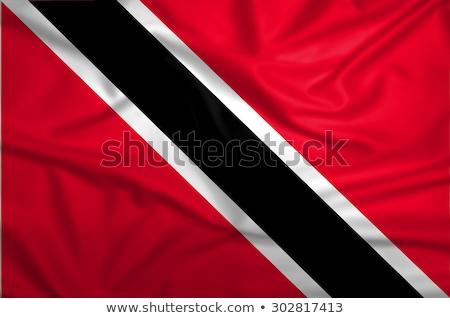 bandeira · branco · projeto · pintar · fundo · preto - foto stock © zeffss