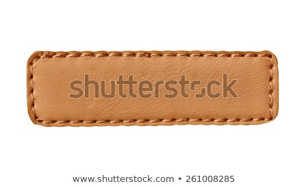 blank jeans label stock photo © taigi