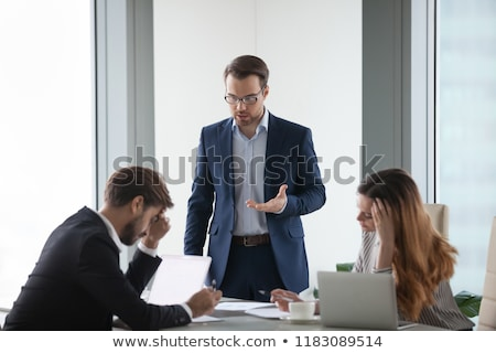 Businessmen arguing Stock photo © photography33