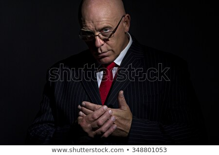 Mob boss Stock photo © sumners