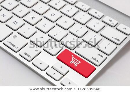 Add to Cart - Button on Keyboard. stock photo © tashatuvango