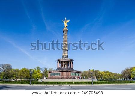 berlin siegessaeule victory column stock photo © almir1968