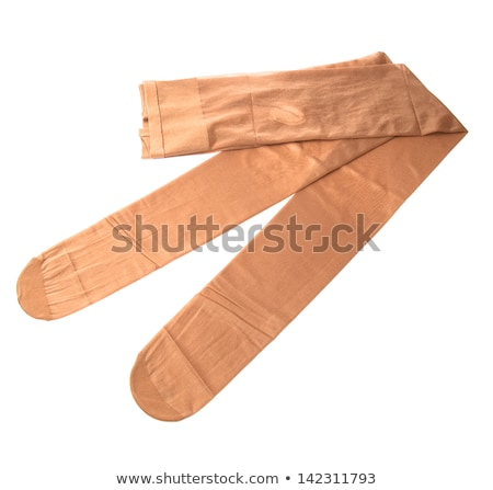 Pair of brown pantyhose Stock photo © RuslanOmega