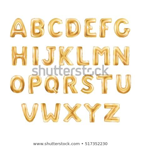 szín · átláthatóság · levél · retro · szimbólum · üzlet - stock fotó © angelp