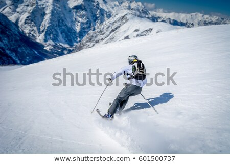 ski paradise stock photo © gophoto