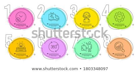 Stock fotó: Idő · marketing · írógép · nyomtatott · öreg · ír