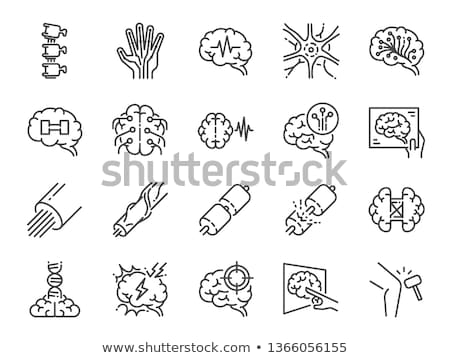 NEUROLOGY Stock photo © chrisdorney